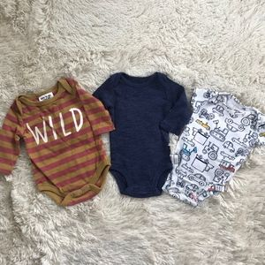 Carter's One Pieces - Carter's, Child of Mine onesies